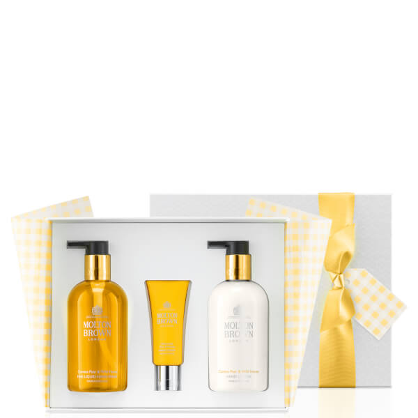 Molton Brown Comice Pear & Wild Honey Hand Gift Set