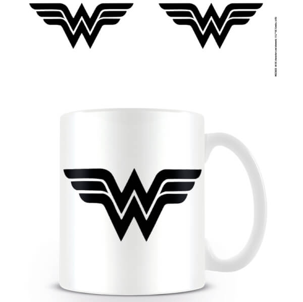 DC Originals Coffee Mug (Wonder Woman Mono Logo)
