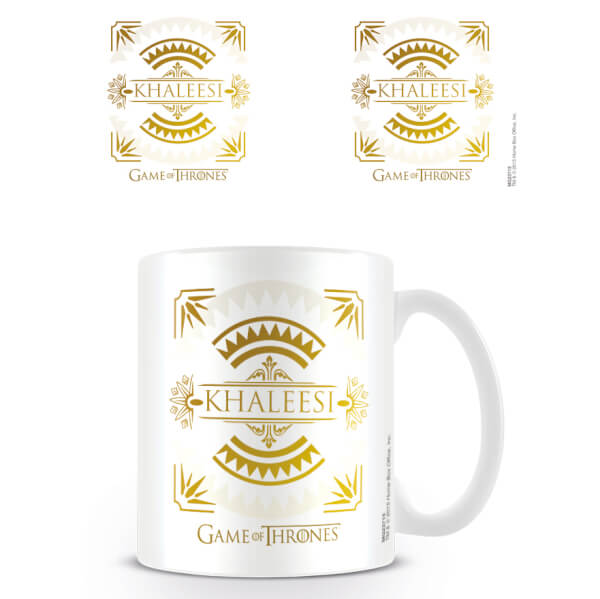 Game of Thrones Coffee Mug (Khaleesi)
