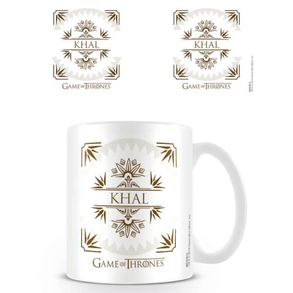 Tasse Khal -Games of Thrones
