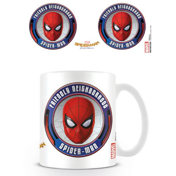 Spider-Man Homecoming Coffee Mug (Friendly)