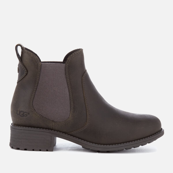 black ugg chelsea boot