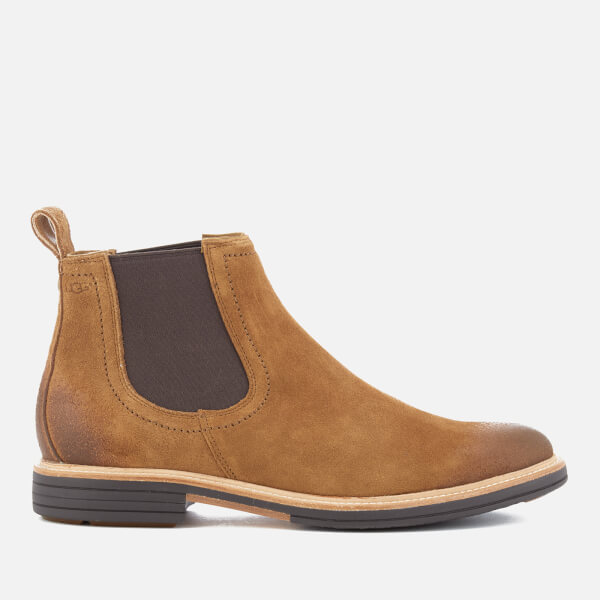 ugg brown chelsea boots