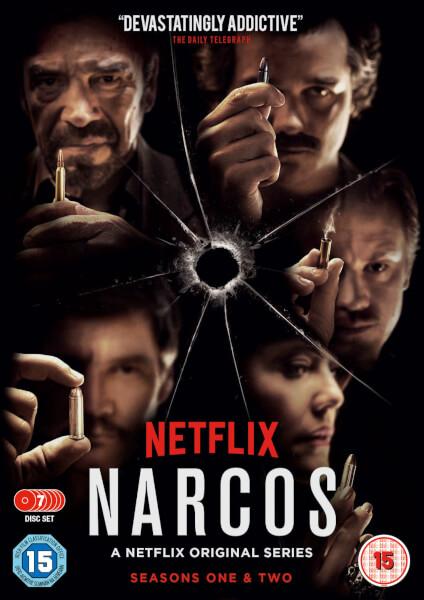 Narcos - Season 1-2