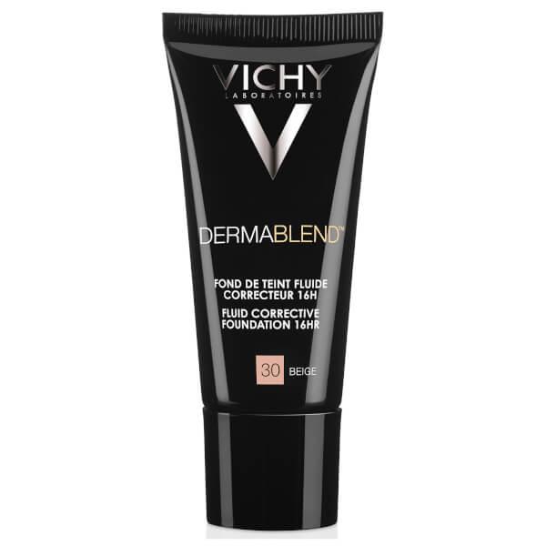Vichy Dermablend Corrective Fluid Foundation - 30 30ml