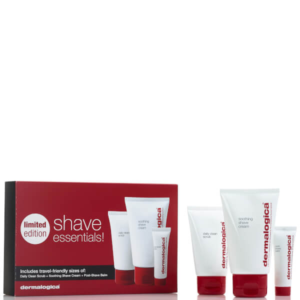 Dermalogica Shave Essentials Travel Kit