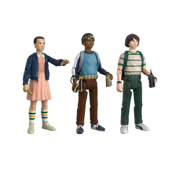 Funko Stranger Things 3 Pack Eleven Lucas And Mike Action