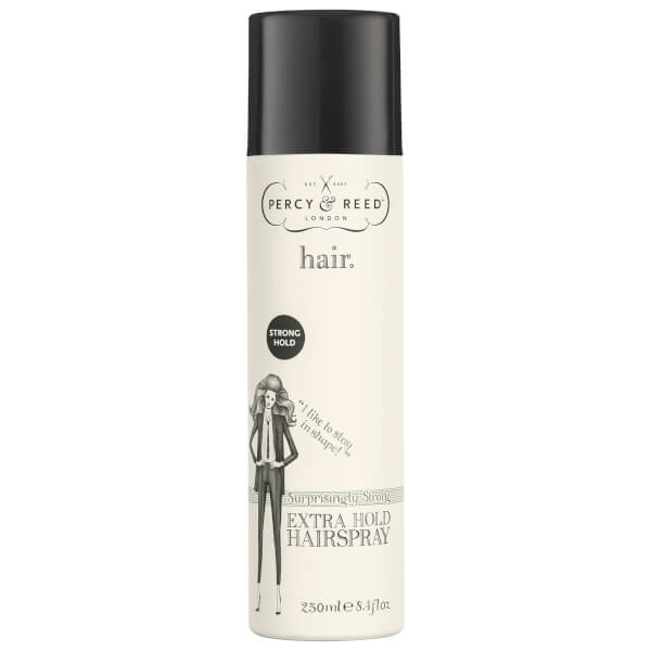 Percy & Reed Surprisingly Strong Extra Hold Hair Spray 250ml