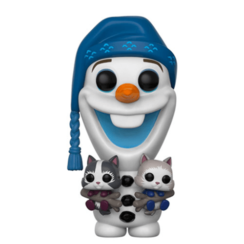 Disney Frozen Olaf with Kittens Pop! Vinyl Figure
