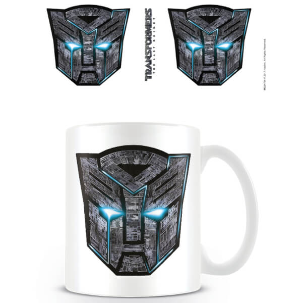 Transformers The Last Knight (Autobot Logo) Mug