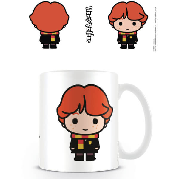 Harry Potter Kawaii Ron Weasley Mug