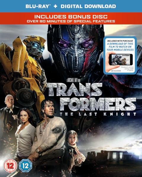 Transformers: The Last Knight (Digital Download)