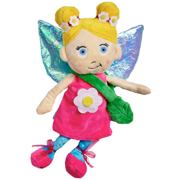 The Irish Fairy Door Company Fairy Friends Plush - Layla Belle