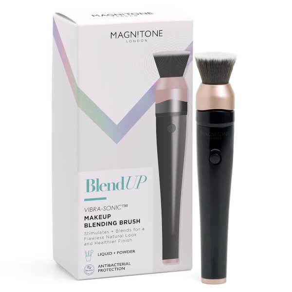 Magnitone London BlendUp! Vibra-Sonic Makeup Brush - Black