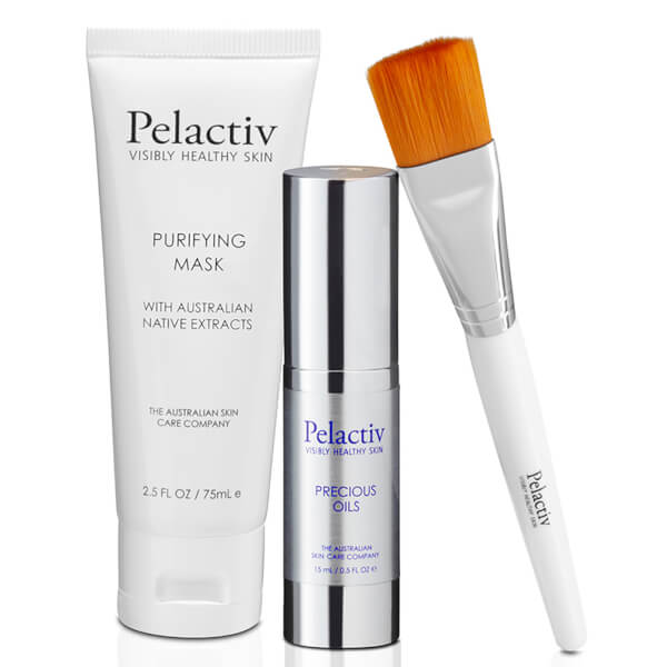 Pelactiv Winter Pamper Pack Detox Facial Kit
