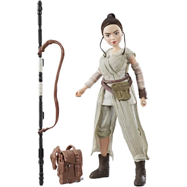 Hasbro Star Wars Forces of Destiny Rey of Jakku Adventure Action Figure