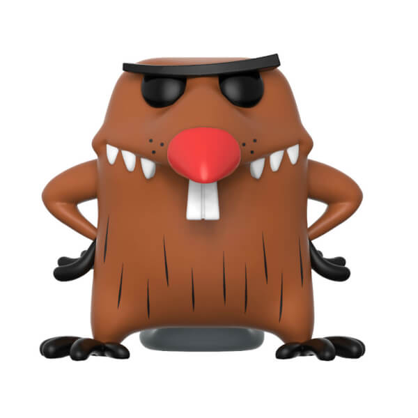 Nickelodeon Angry Beavers Dagget Pop! Vinyl Figure