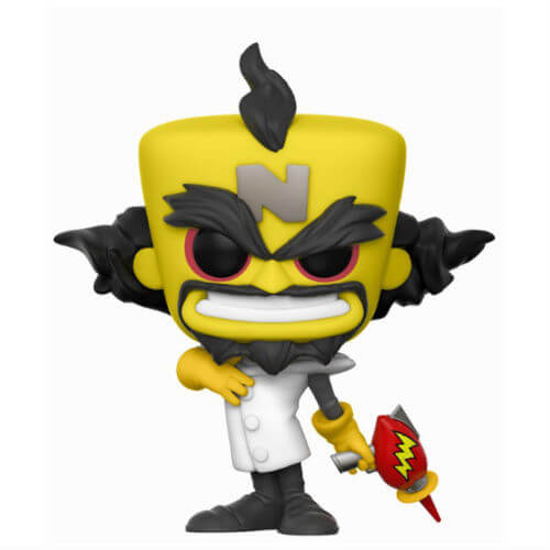 Crash Bandicoot Neo Cortex Pop! Vinyl Figure