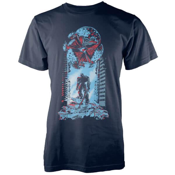 Fallen Heroes Men's Navy T-Shirt