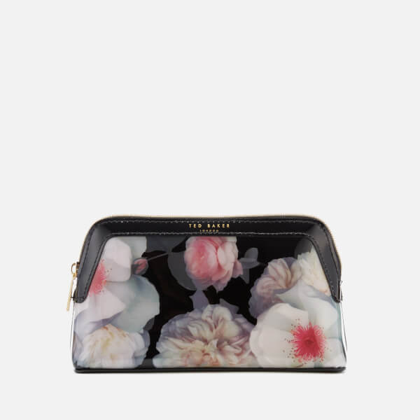 f8652a83ae41b6 Ted Baker Women s Milless Chelsea Makeup Bag - Black  Image 1