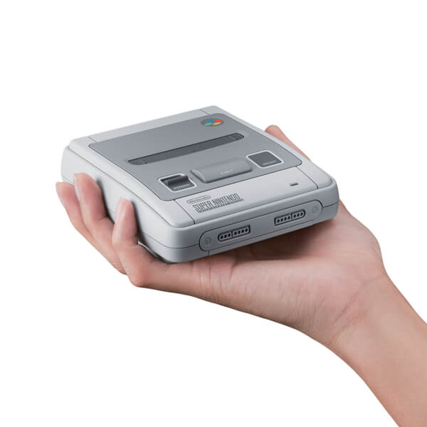 Nintendo Classic Mini: Super Nintendo Entertainment System | Nintendo Official UK Store