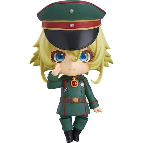 Saga of Tanya the Evil Nendoroid Tanya Degurechaff 10cm Action Figure