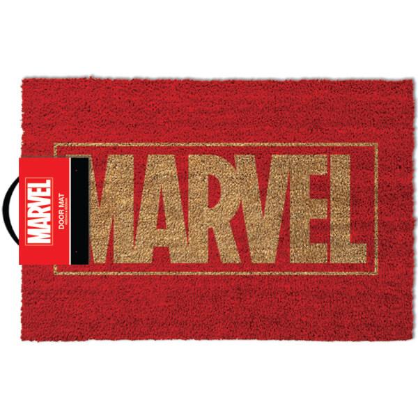 Marvel Logo Door Mat