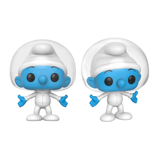 The Smurfs Astro Smurf Pop! Vinyl Figure