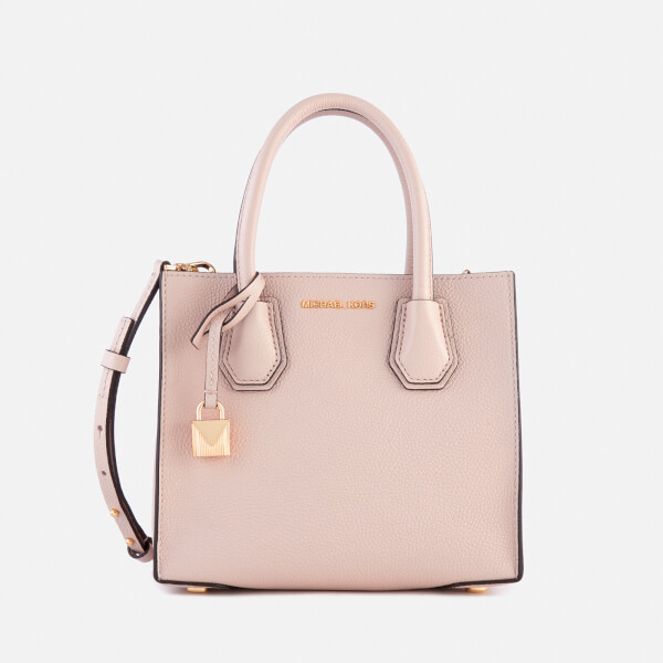 20a16fb677ad MICHAEL MICHAEL KORS Women s Mercer Medium Tote Bag - Soft Pink  Image 1