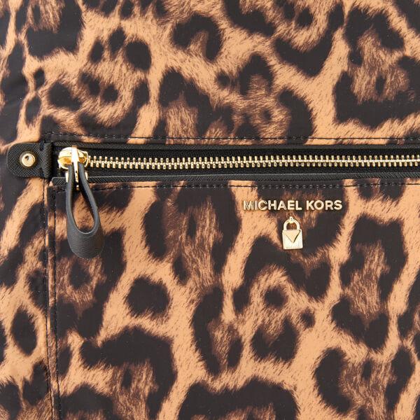 1f5a036c410f14 MICHAEL MICHAEL KORS Women's Kelsey Large Backpack - Butterscotch: Image 4