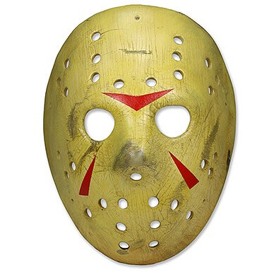 Neca Friday the 13th - Jason Mask Prop Replica