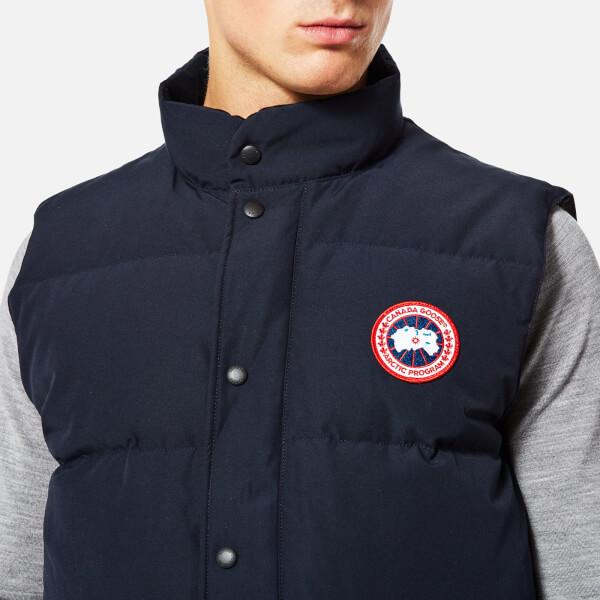 canada goose Vests Admiral Blue