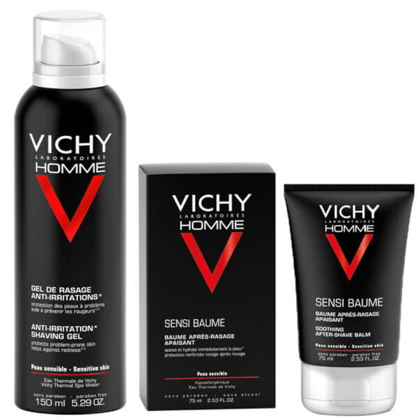 Vichy Homme Shaving Bundle