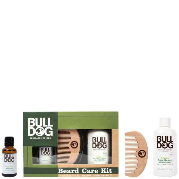 Bulldog Skincare Comb and Oil Beard Care Kit