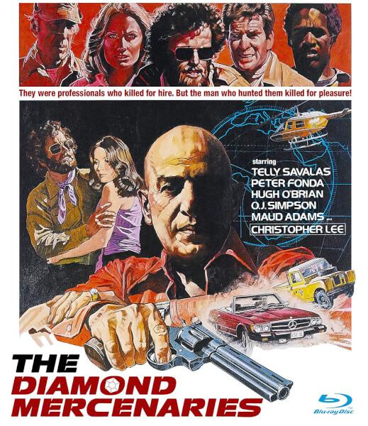 The Diamond Mercenaries