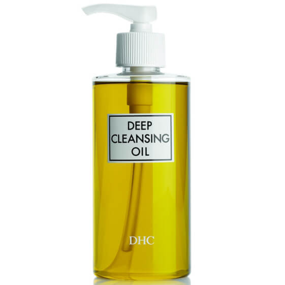 DHC Make-Up Remover Deep Cleansing Oil