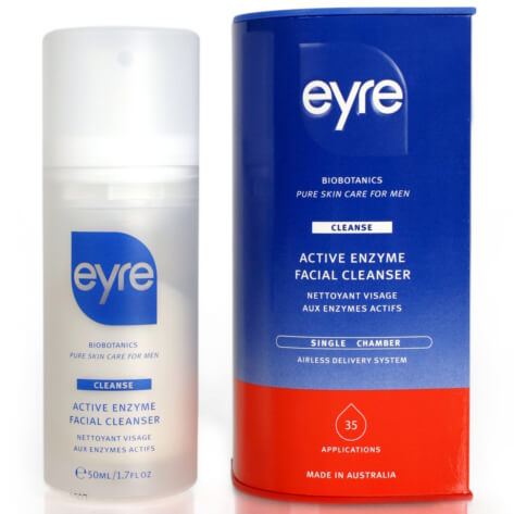 Eyre Biobotanics Active Enzyme Facial Cleanser