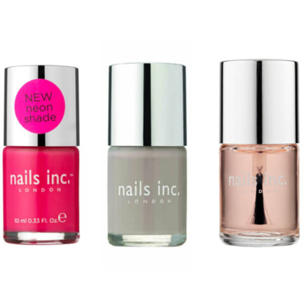 Nails Ink London Shades Nail Polish