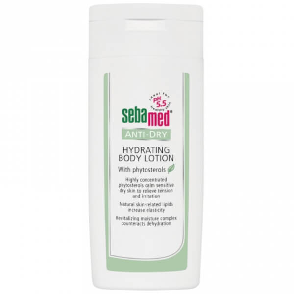 Sebamed Anti Dry Hydrating Body Lotion