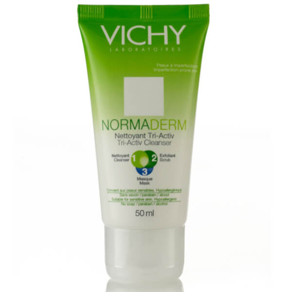 Vichy Normaderm 3-in-1 Cleanser
