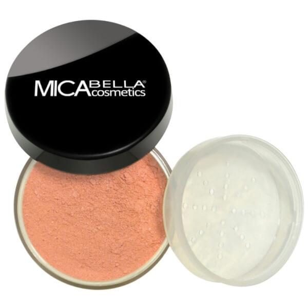 Mica Bella Mineral Blush Powder