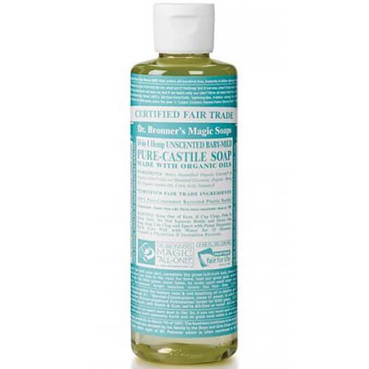 Dr Bronner Mild Liquid Soap