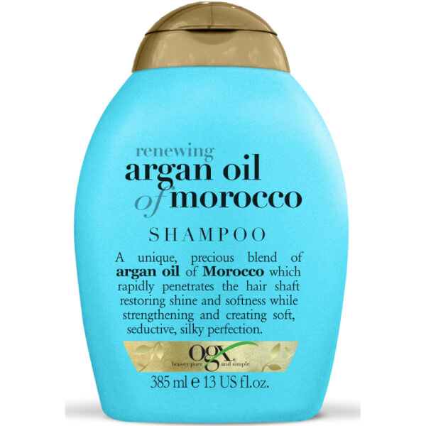 OGX Argan Oil of Morocco Shampoo and Conditioner