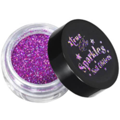 2true Cosmetics Pro Sparkles Glitter Nail Polish