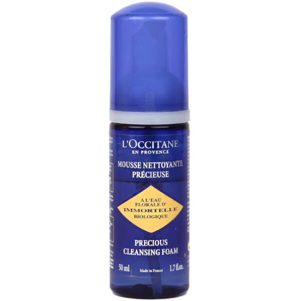 L'Occitane En Provence Immortelle Precious Cleansing Foam