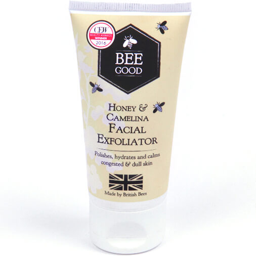 Bee Good Honey & Camelina Facial Exfoliator