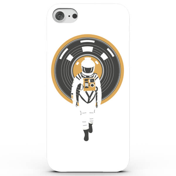 Vinyl Astronaut Phone Case for iPhone & Android - 4 Colours