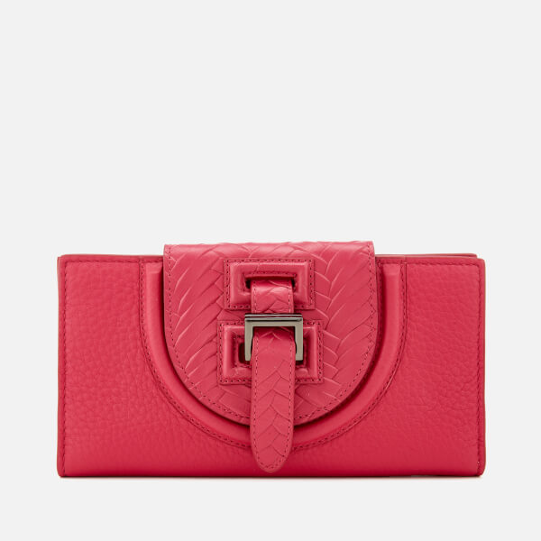 meli melo Women's Halo Wallet - Bordeaux