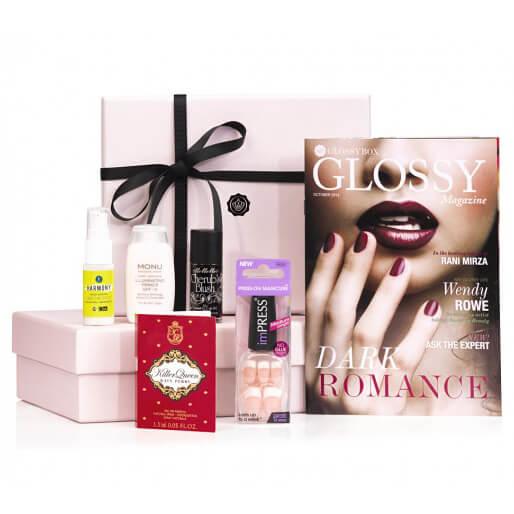 Glossybox October 2013