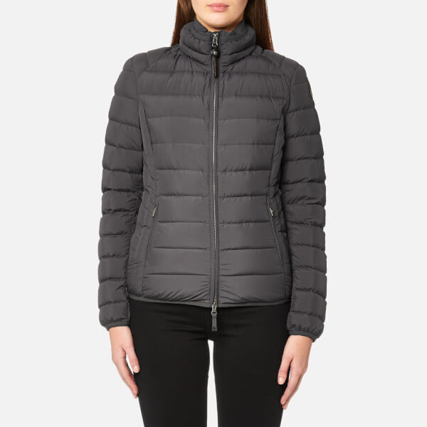 Parajumpers Women's Geena Super Lightweight Coat - Asphalt: Image 1